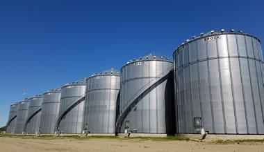Glinz Grain LLC | Pingree | North Dakota | Grain Storage | Grain